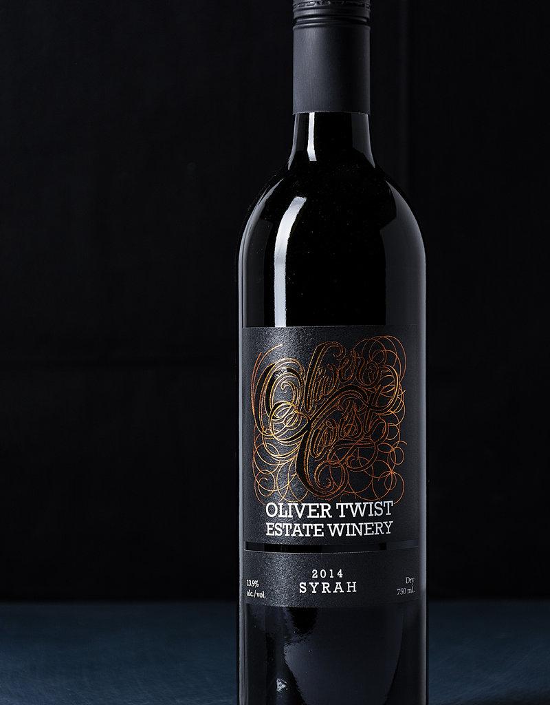 Oliver Twist 2014 Syrah 750ml