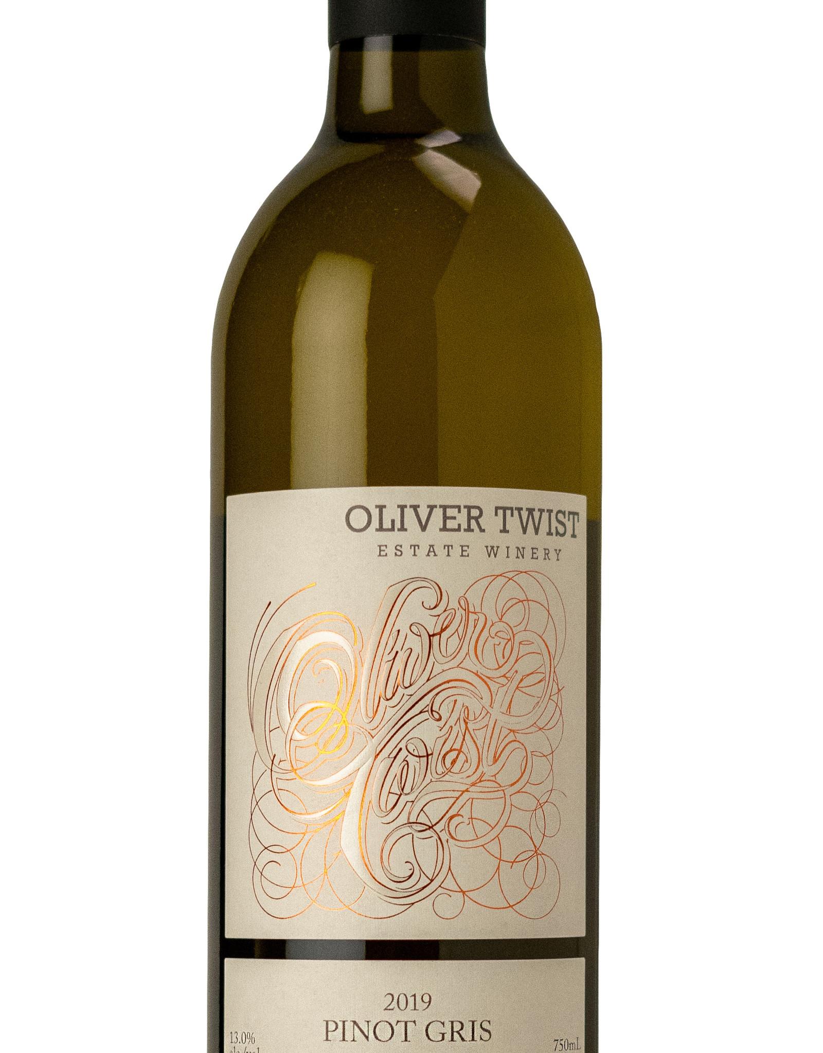 Oliver Twist 2019 Pinot Gris 750ml