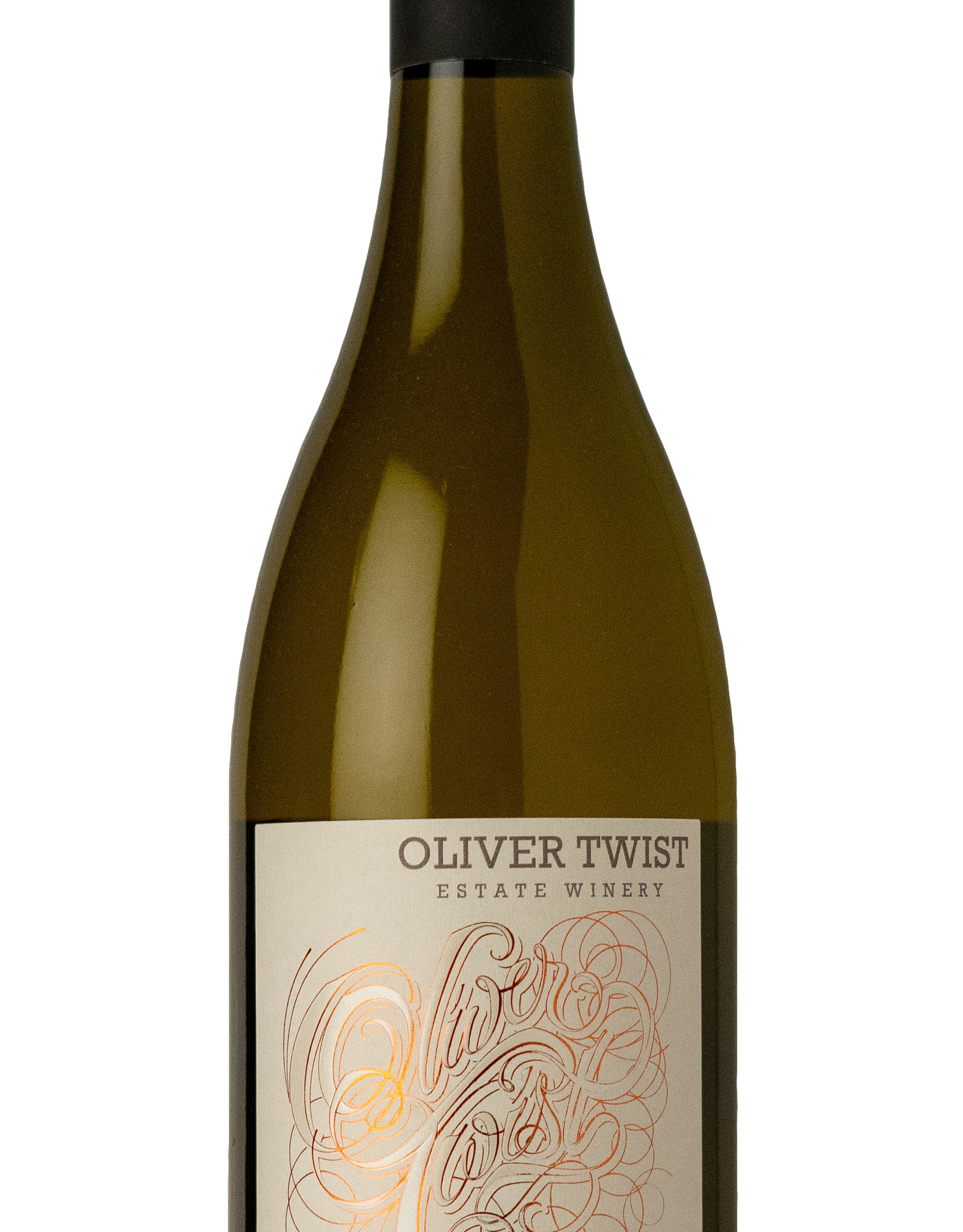 Oliver Twist 2019 Unoaked Chardonnay 750ml