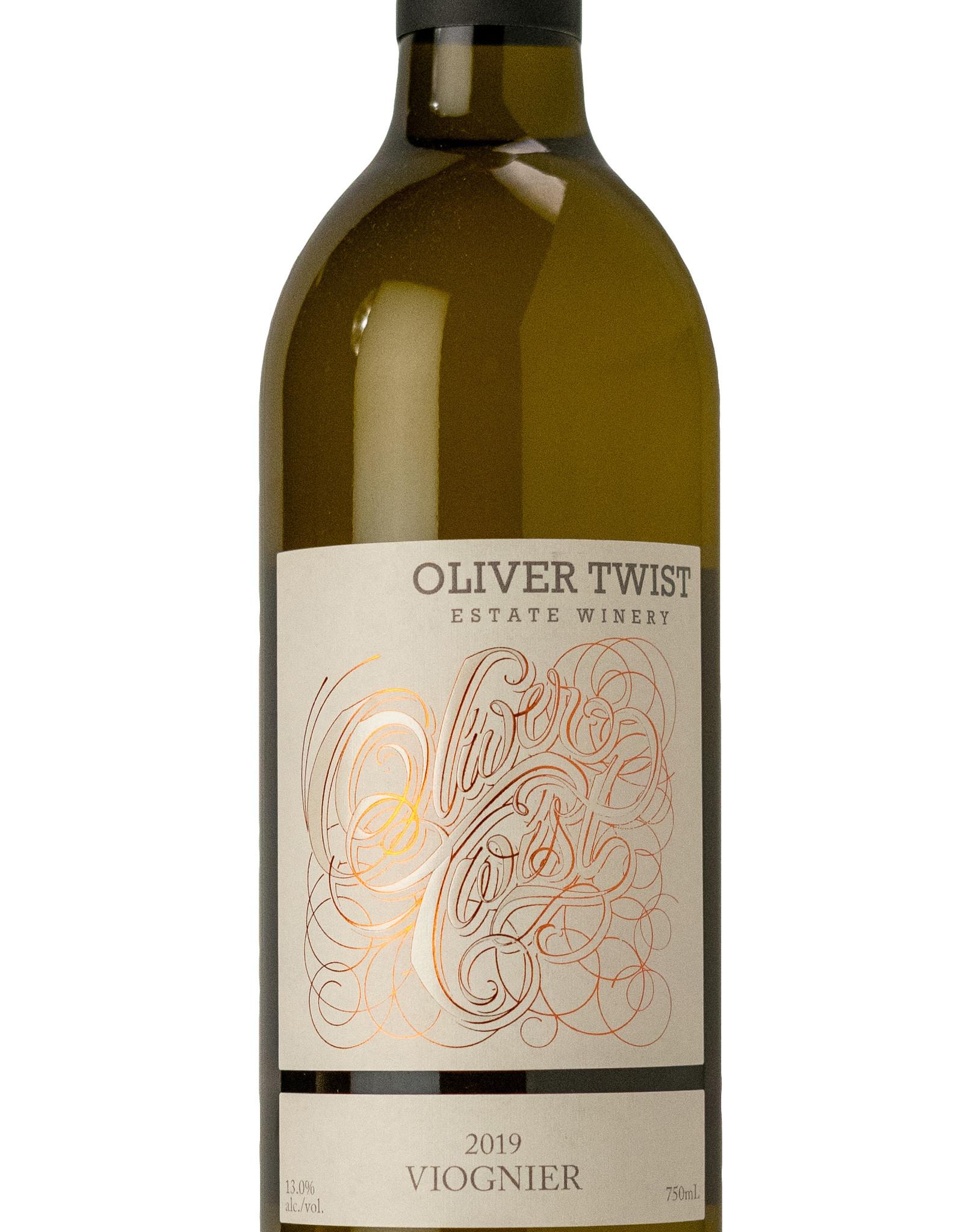 Oliver Twist 2019 Viognier 750ml