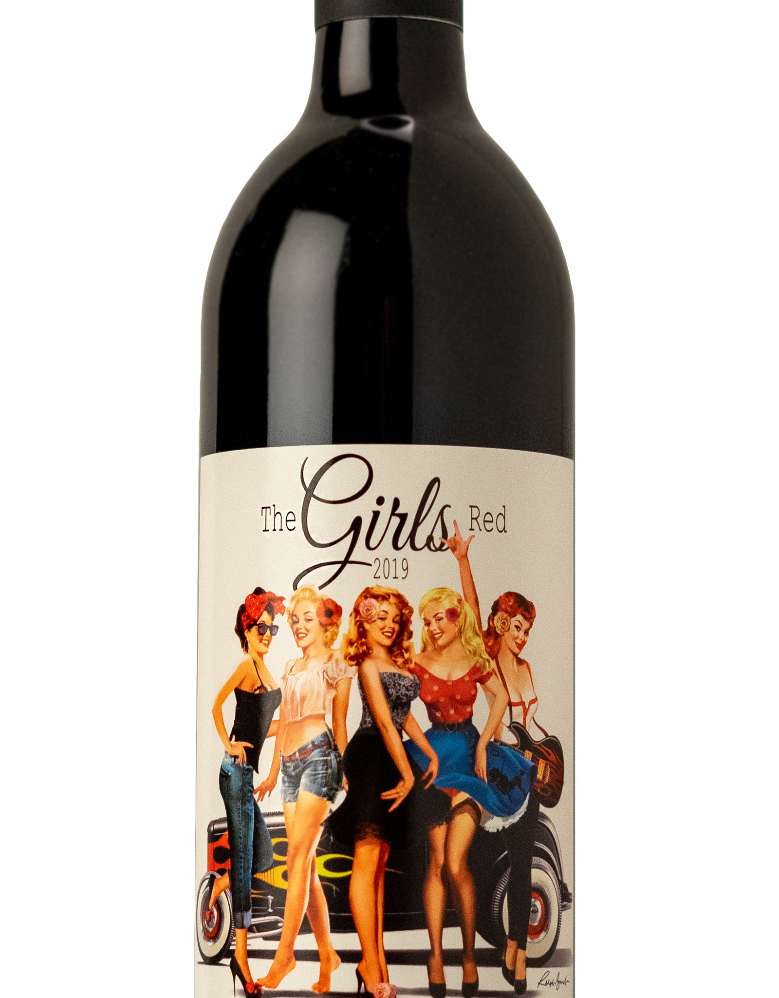 Oliver Twist 2019 The Girls Red  750ml