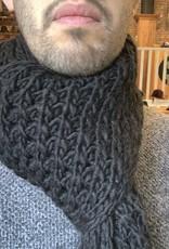 Cappelleria Bertacchi Knit Muffler Scarf