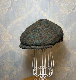Cappelleria Bertacchi Tweed Flatcap