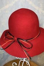 Cappelleria Bertacchi Pamela leather band