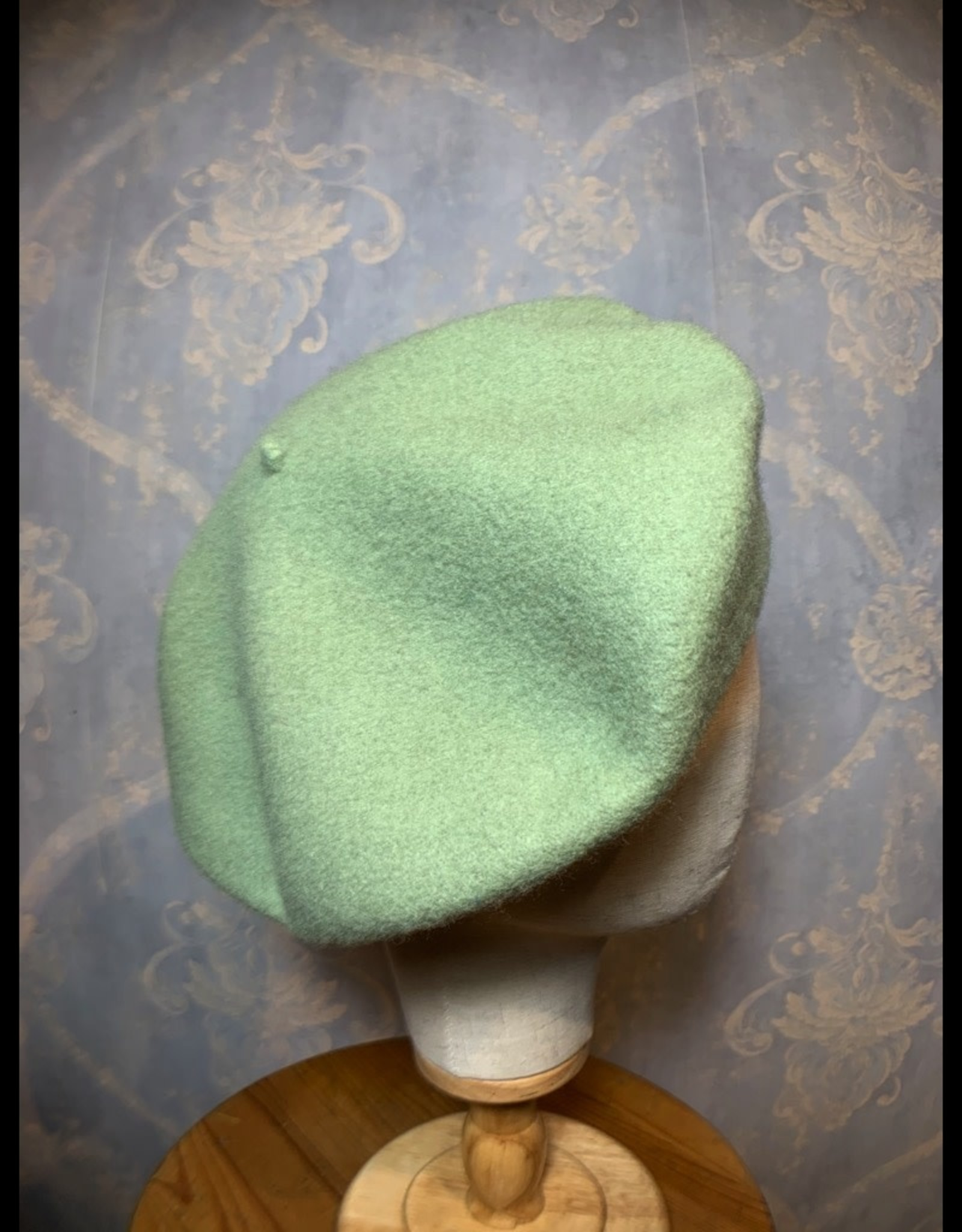 Cappelleria Bertacchi Beret Jade