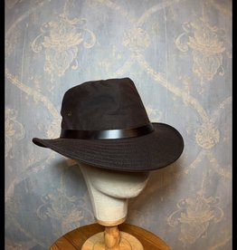 Cappelleria Bertacchi Outback Hat Brown