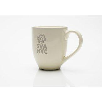 SVA Logo Mug - Cream