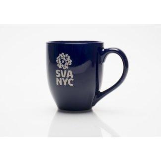SVA Logo Mug - Blue