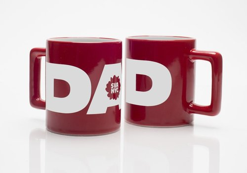 SVA Dad Mug - Red