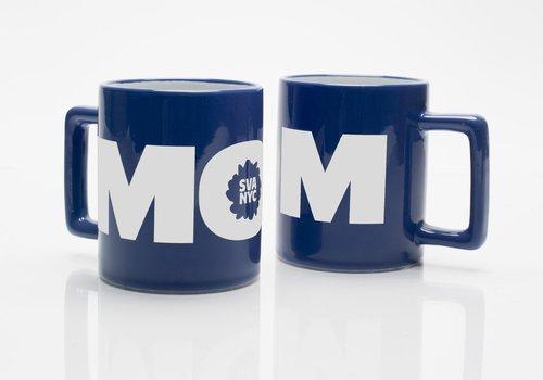 SVA Mom Mug - Blue