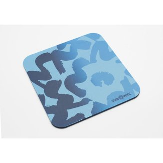 SVA Flower Mousepad - Blue