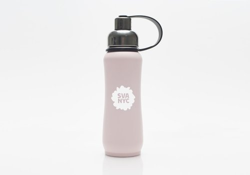 SVA Splat ThinkSport Stainless Steel Bottle w/ Filter - Pink