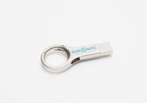 SVA Logo USB + USB-C 32GB Flash Drive