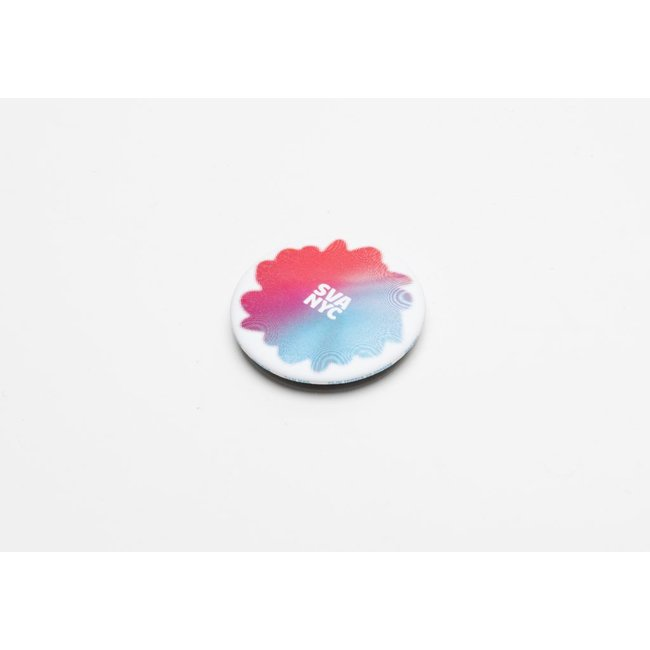 Splat Logo Gradient Magnet