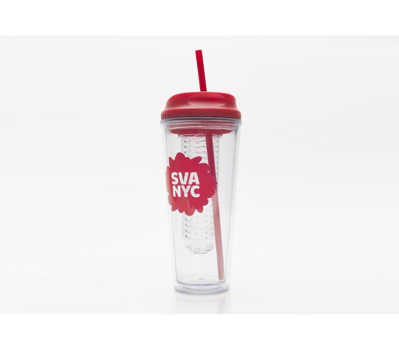 SVA Splat Infuser - Red