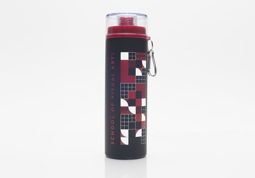 SVA H2Go Aluminum Water Bottle - Matte Black