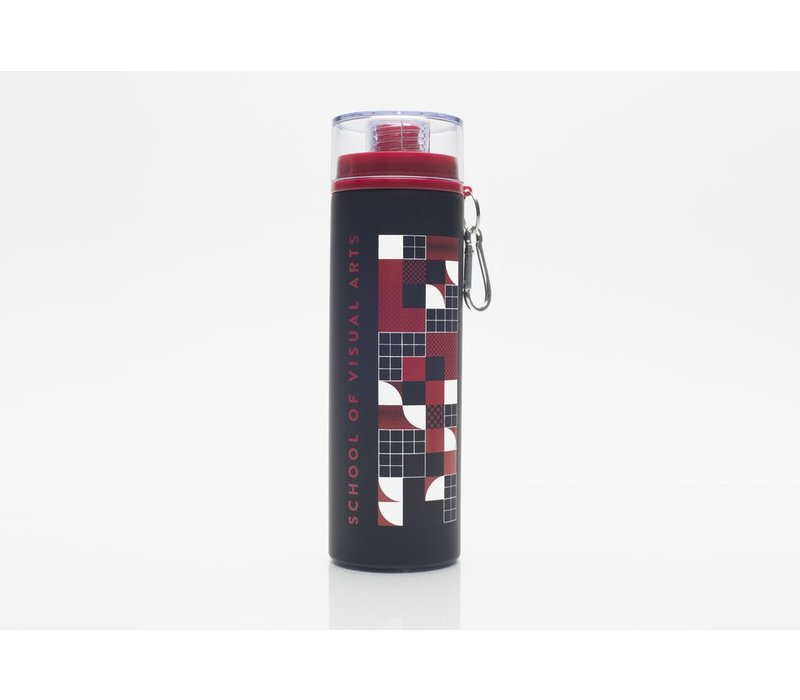SVA H2Go Aluminum Water Bottle - Matte Black