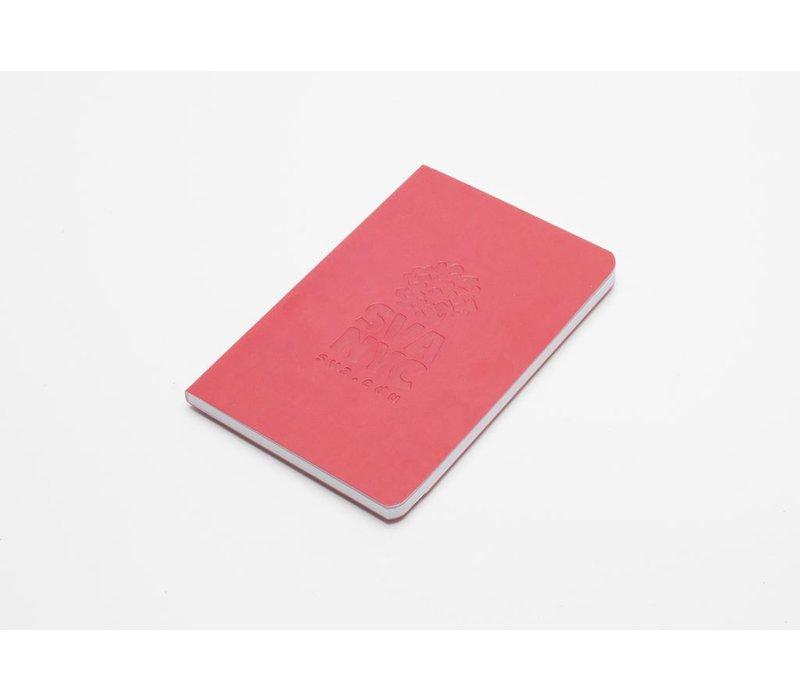 SVA Logo Notebook - Deep Red