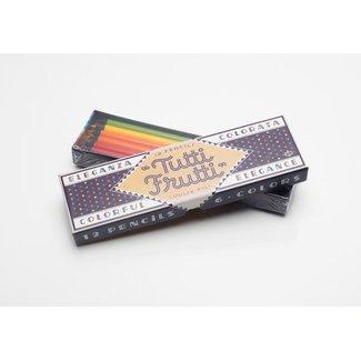 Tutti Frutti Pencils Box Set by Louise Fili