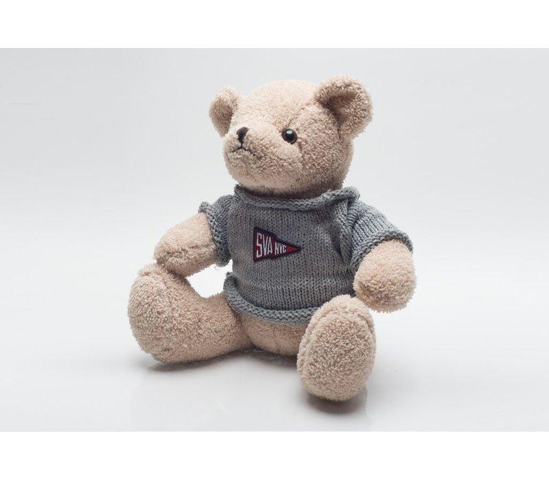 "SVA ""Theodore"" Teddy Bear"