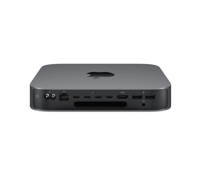 Mac Mini - 3.2GHz 6C - 16GB - 512GB - Space Gray (Late-2018)
