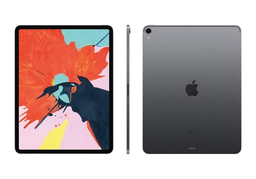"iPad Pro 12.9"" - Wi-Fi - 512GB - Space Gray (Late-2018)"
