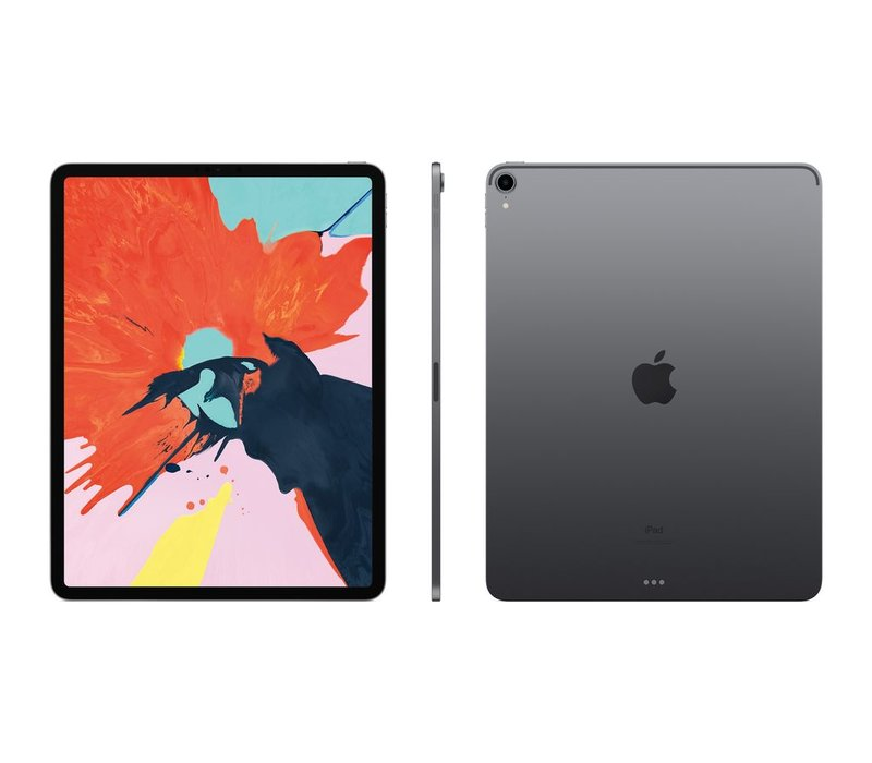 "iPad Pro 12.9"" - Wi-Fi - 512GB - Space Gray - 3rd Generation"