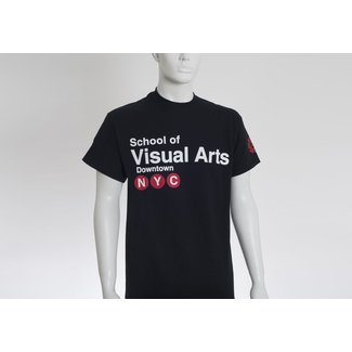 SVA Subway T-Shirt (Multiple Colors)