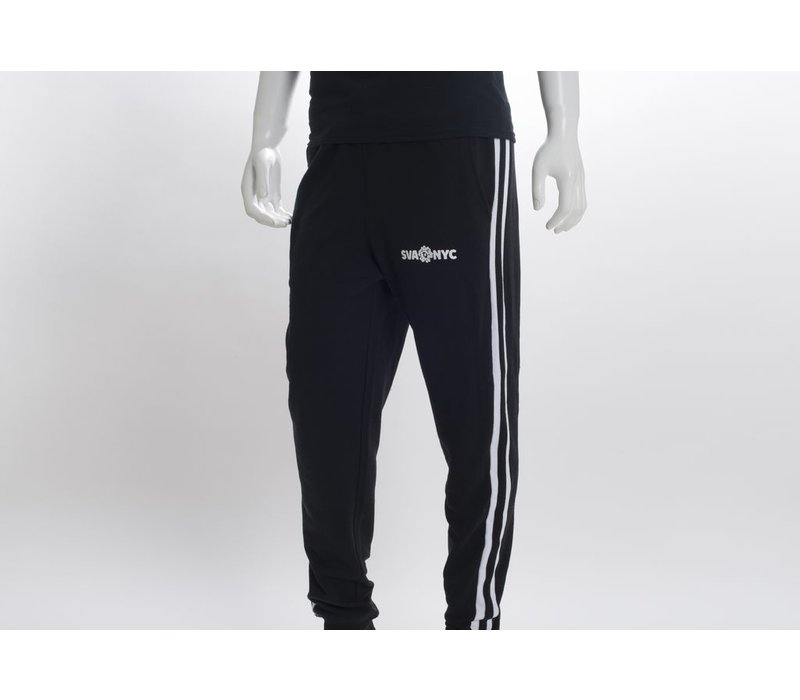 SVA Logo Men's Stadium Jogger - Black