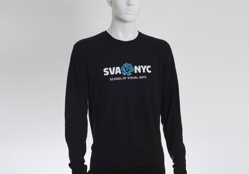 SVA Logo Long Sleeve T-Shirt