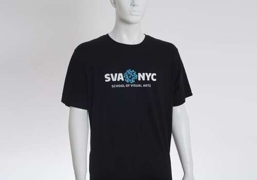 SVA Logo Short Sleeve T-Shirt