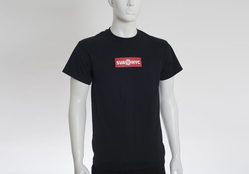 SVA Box Logo T-Shirt (2 Colors)