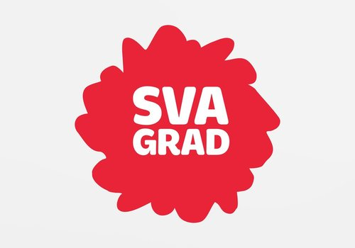 SVA Splat Decal - Graduate