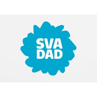 SVA Splat Decal - Dad