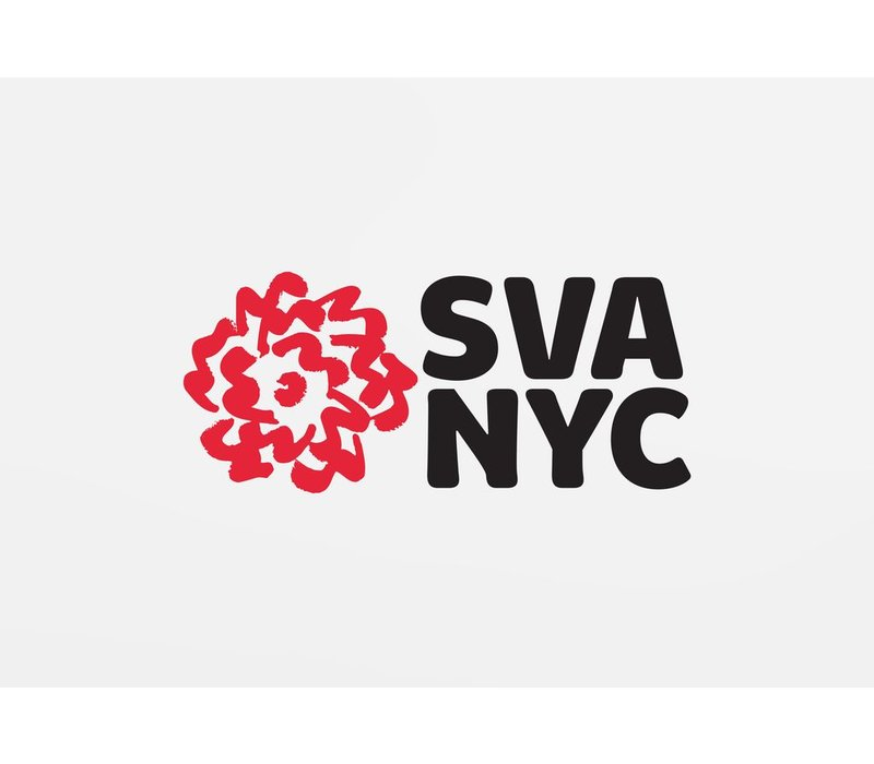 SVA Logo Decal - Red