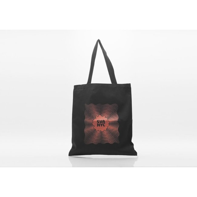 SVA Wave Tote - Black