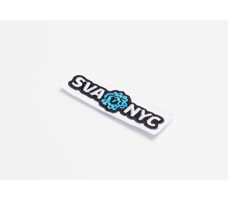 SVA Logo Embroidered Sticker Patch