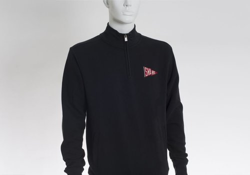 SVA Pennant 1/4 Zip Up Stadium Sweatshirt