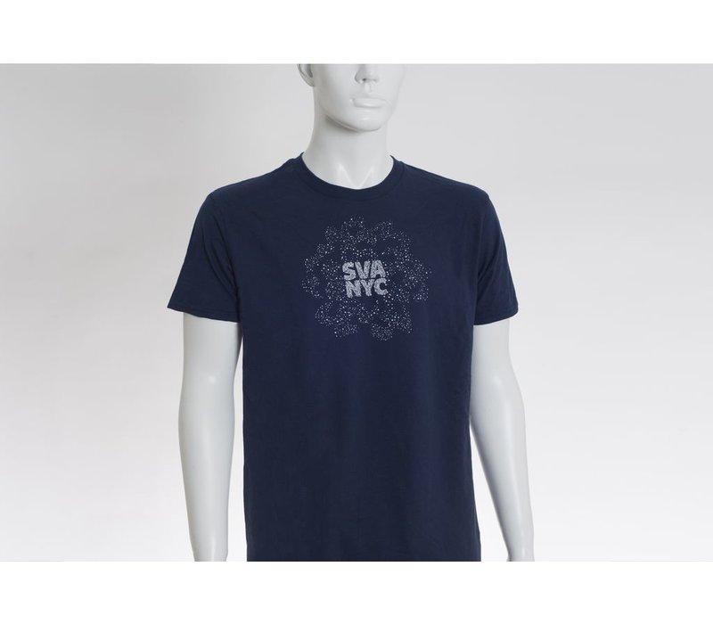 SVA Star Logo Glow In The Dark T-Shirt