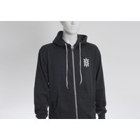 Benguiat Monogram Zip Hoodie (2 Colors)