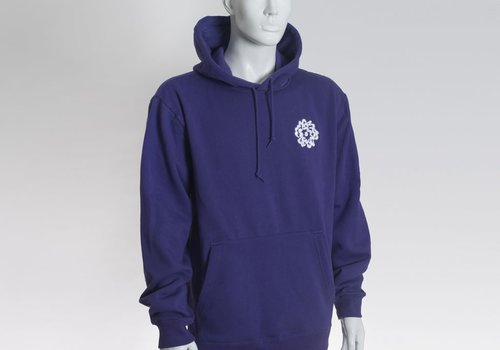 SVA Embroidered Flower Hoodie (Multiple Colors)