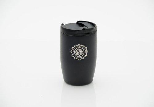 SVA Seal Logo K Cup Tumbler - Black