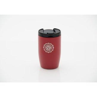 SVA Seal Logo K Cup Tumbler - Red