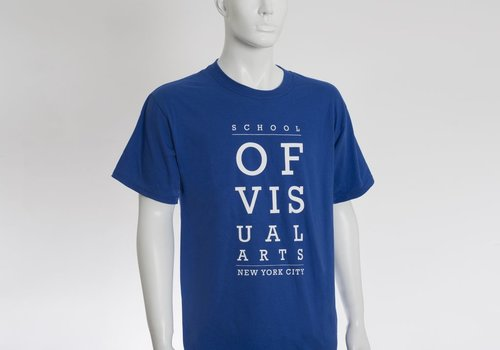 SVA Eyechart T-Shirt