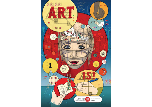 Jonathon Rosen - Art Is!