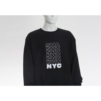 SVA Repeat Logo Crewneck