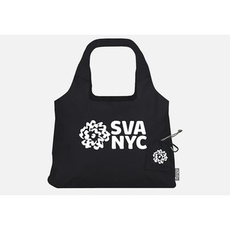 SVA Logo Chico Vita Bag - Black