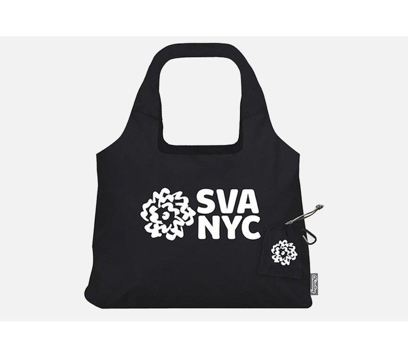 SVA Logo Chico Vita Bag - Black