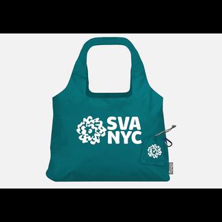 SVA Logo Chico Vita Bag - Turquoise