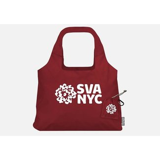 SVA Logo Chico Vita Bag - Red